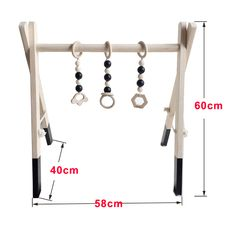 wooden play gym for baby infant diy measurements - Google Search Wood Baby Gym, Montessori, Play Gym, Wood Toys, Beautiful Babies, Geometric Shapes, Wood Furniture, Baby Photos, Baby Toys