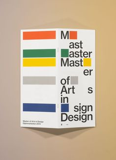 Werk Eine Serie von typografischen Postern und Flyern für unterschiedliche kulturelle Institutionen und Anlässe