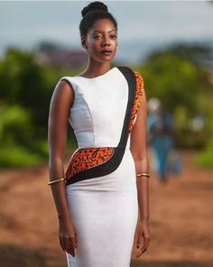 African Print Fashion, Africa Fashion, African Fashion Dresses, African Attire, African Wear, African Women, Chic Outfits, Fashion Outfits, Classy Outfits