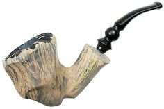 New Tobacco Pipes: Nording Signature Black Freehand at Smokingpipes.com