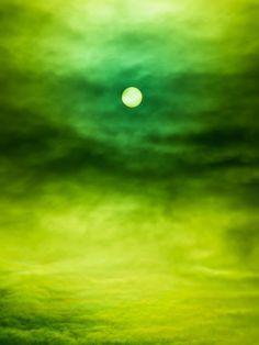 ...green