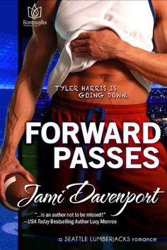 Forward Passes (Seattle Lumberjacks Book 2) by Jami Davenport http://www.amazon.com/dp/B009MAUZ72/ref=cm_sw_r_pi_dp_9jWHvb1JFW37K