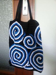 Crochet Tasche https://www.facebook.com/photo.php?fbid=420777641364449&set=a.405009609607919.1073741831.405004926275054&type=3&theater
