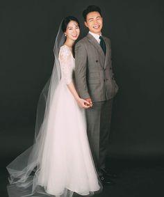 Photo Look, Korean, Gowns, Dreams, Weddings, Wedding Dresses, Fashion, Vestidos, Bride Dresses