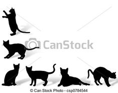 Stock Illustration - Cat frame - stock illustration, royalty free illustrations, stock clip art icon, stock clipart icons, logo, line art, pictures, graphic, graphics, drawing, drawings, artwork