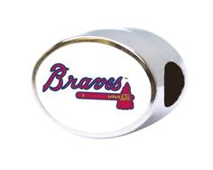 Atlanta Braves Charm Bead Will Fit Pandora, Chamilia, Biagi, Zable, Troll & More Final Touch Gifts http://www.amazon.com/dp/B00BUAF6SA/ref=cm_sw_r_pi_dp_PuARvb07XBN4H