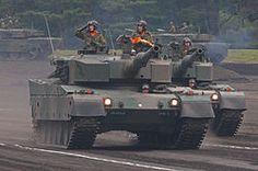 90式戦車 - Wikipedia