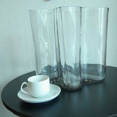 Savoy Vase Arvar Aalto 3030 H29.5cm 1937 #alvaraalto  #savoyvase  #savoy  #artek  #iittala  #siddesta  #福岡市 #福岡 #シーデスタ #アアルト #サヴォイベース  #3030  #フィンランドデザイン #北欧雑貨