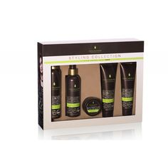 Macadamia Professional Styling Collection.