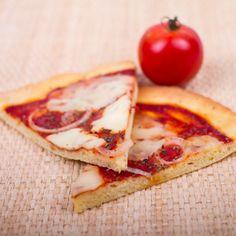 Domácí pizza bez lepku Hawaiian Pizza, Vegetable Pizza, Foodies, Paleo, Gluten Free, Vegetables, Diet, Chemistry, Glutenfree