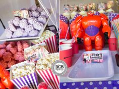 Big Hero 6 Birthday Bash9