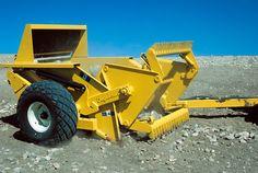 """Degelman 72"""" Hydraulic Rock Picker"""