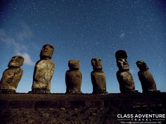 Jordan shares his favorite Easter Island + Patagonia combo trip. This Chile tour includes time in Easter Island, Patagonia, and wine country. Chile Tours, E Mountain Bike, Easter Island Statues, White Sands New Mexico, World Of Wanderlust, South America Travel, Places To See, Travel Photos, Adventure