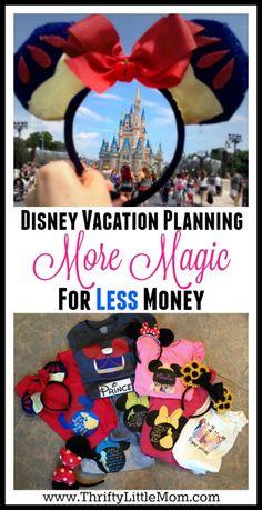 Disney Vacation Planning - I especially love the fireworks advice! MQ
