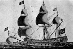 Cuaderno de Historia, J. Ossorio: La batalla de Gunfleet, John Richard Hale