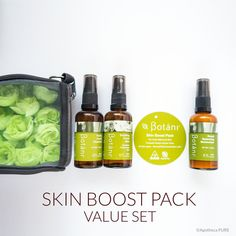 Authentically Natural. Treatment-focused. From Australia's leading natural skincare brand, Botani. This hydrating pack is on SALE and great for summer travel. Lightweight and calming with antibacterial Australian lemon tea tree.
