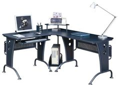 Large CORNER COMPUTER DESK by Piranha Trading Ltd with FREE EXPEDITED DELIVERY (PC21g) Piranha Trading http://www.amazon.co.uk/dp/B005R3OC8G/ref=cm_sw_r_pi_dp_M1Z5ub039D8B5