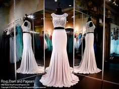 If this isn't the definition of elegance, then we don't know what is!! And it's at Rsvp Prom and Pageant, your source for the HOTTEST Prom and Pageant Dresses!