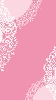 Mandala Wallpaper, Pink Wallpaper Iphone, Cellphone Wallpaper, Pattern Wallpaper, Wallpaper Backgrounds, White Backgrounds, Pink Pattern Background, White Background Images, Decoupage Paper