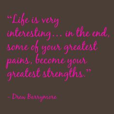 Drew Barrymore #quote