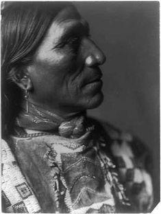 Little Hawk--Brulé Sioux , 1907