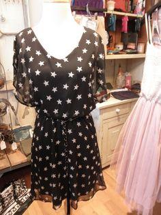 Star Dress w/Chain Belt $48, 812.330.3527 to order