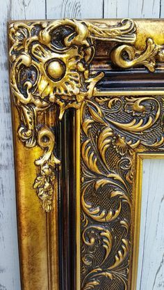 canvas frame gesso frame Baroque Style Frame antique gold oil painting frame,Wood picture frame photo picture frame,french decor frames