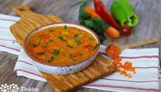 Luxusný pretlak - Tinkine recepty Eating Well, Thai Red Curry, Salsa, Vegan Recipes, Ethnic Recipes, Food, Salsa Music, Eat Right, Restaurant Salsa