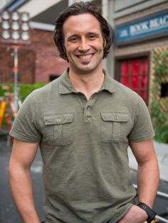 Luca Della Casa is back on 'Food Network Star'! He was always one of the best chefs in the competition..