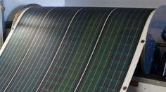 """Un tappeto fotovoltaico, arriva il primo pannello solare portatile e """"arrotolabile"""""""