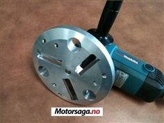 Log Peeler Disc for Grinder - Planer - Mill - more ergonomic than log wizard | Home & Garden, Tools, Other Home Improvement Tools | eBay!