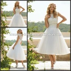 Ml 6749 Fashional Strapless A-line White Tulle Tea Length Plus Size Wedding Dresses - Buy Tea Length Plus Size Wedding Dresses,East Bridal Wedding Dress,Tea Length Lace Wedding Dress With Jacket Product on Alibaba.com