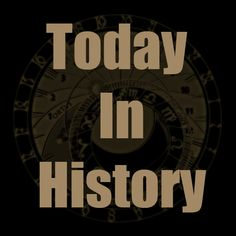 Social Studies: Grades 6-12 Cognitive app and widget Today in history displays the most important historical events and birthdays of the selected day.