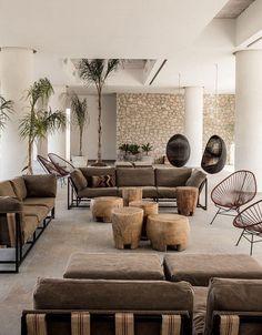 home home design Boho Living Room, Living Room Decor, Bedroom Decor, African Interior Design, Casa Cook, Natural Furniture, African Home Decor, Style Deco, Diy Décoration