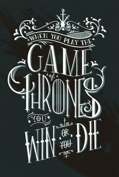 Quote Game of thrones