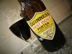 Guinness Porter Tilted