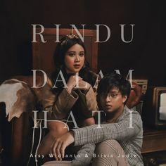 """Saya sedang mendengarkan """"Rindu Dalam Hati-Arsy Widianto, Brisia Jodie"""". Nikmati musik di JOOX! Album, Cover, Movie Posters, Music, Slipcovers, Film Posters, Billboard"""