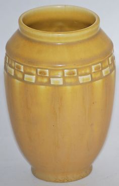 Rookwood Pottery 1927 Vase (Shape 2284) from Just Art Pottery