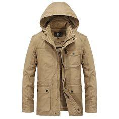 Straightforward el Barco Warm Cotton Casual Sweatshirts Men Hoodies Autumn Black Blue Grey Wine Red Zipper Male Cardigan Hooded Tops Size 3xl