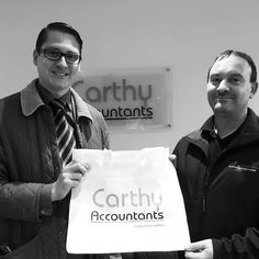 The perfect referral!  @SIS_LTD supplies bags for life for @carthyaccounts clients to bring in their accounts in for processing thanks to the relationships we have built up across BforB in Staffordshire doing structured networking! :-) If you have odd referral requests ask for our help #today! :-) #staffordshire #stafford #networking #stoke #mentoring #referral #marketing #reputation #building #socialmedia #focus #wordofmouth #leadgeneration #leads #fun #BforB #BRNUK #cannock #business…