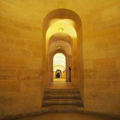 The Pantheon Crypt - Paris, France