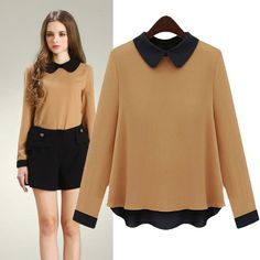 Here is the pretty and fashionable #women'sblouse designed for you. Is it your charming style? if yes, get it!