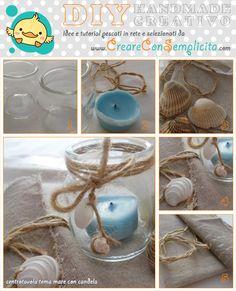 CENTROTAVOLA TEMA MARE www.creareconsemplicita.com