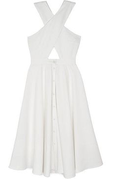 Cross-front dress from Kendall + Kylie