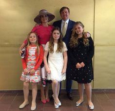 Koningsdag 2016 Máxima, Willem-Alexander en de prinsesjes | ModekoninginMaxima.nl