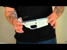 Legally make your own unregistered gun. No serial numbers. 100% legal, 100% UNREGISTERED. Watch this video then check out www.aresarmor.com