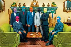 Art + Commerce - Artists - Photographers - Maurizio Cattelan and Pierpaolo Ferrari - Toiletpaper Issue 9