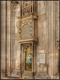 Winchester Cathedral - Jane Austen Memorial