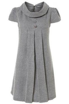 Interweave Tunic Dress on Womens Clothing
