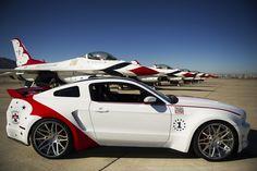 2014 Ford Mustang GT USAF Thunderbirds Edition